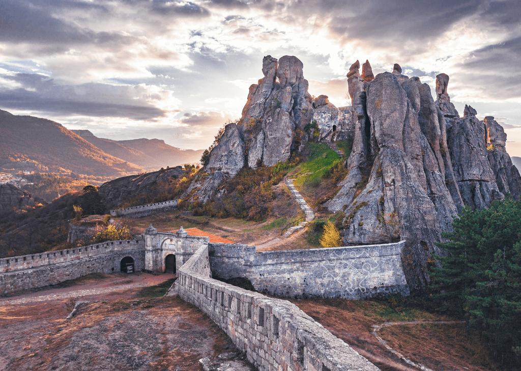 Белоградчишките скали - пъзел